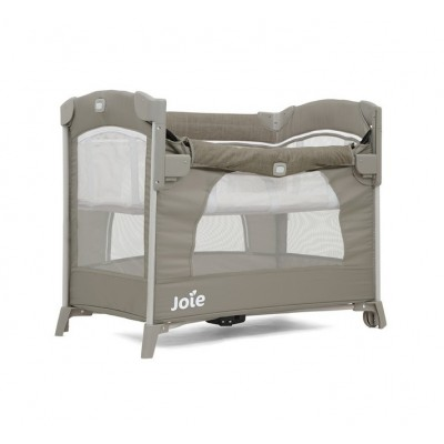 Lit parapluie Joie Kubbie Sleep foggy grey